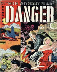 Danger : Issue 3 Volume Issue 3 by Comic Media