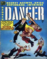 Danger : Issue 7 Volume Issue 7 by Comic Media