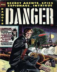 Danger : Issue 11 Volume Issue 11 by Comic Media