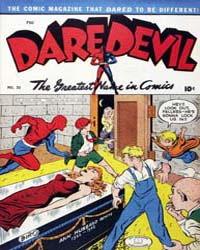 Daredevil Comics : Issue 30 Volume Issue 30 by Biro, Charles
