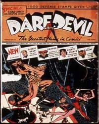 Daredevil Comics : Issue 12 Volume Issue 12 by Biro, Charles