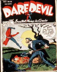 Daredevil Comics : Issue 19 Volume Issue 19 by Biro, Charles