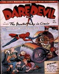 Daredevil Comics : Issue 22 Volume Issue 22 by Biro, Charles