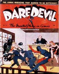 Daredevil Comics : Issue 28 Volume Issue 28 by Biro, Charles
