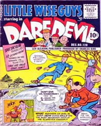Daredevil Comics : Issue 128 Volume Issue 128 by Biro, Charles