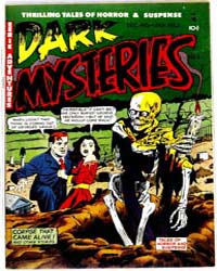 Dark Mysteries : Issue 4 Volume Issue 4 by Story Comics