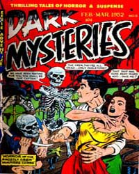 Dark Mysteries : Issue 5 Volume Issue 5 by Story Comics