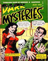 Dark Mysteries : Issue 6 Volume Issue 6 by Story Comics