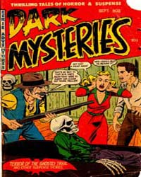 Dark Mysteries : Issue 8 Volume Issue 8 by Story Comics