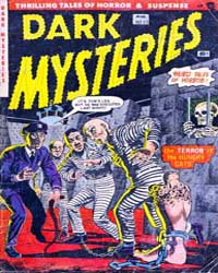 Dark Mysteries : Issue 13 Volume Issue 13 by Story Comics