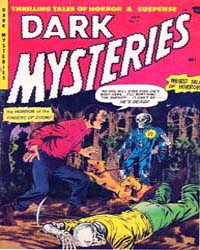 Dark Mysteries : Issue 14 Volume Issue 14 by Story Comics