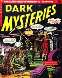 Dark Mysteries : Issue 15 Volume Issue 15 by Story Comics