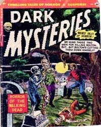 Dark Mysteries : Issue 16 Volume Issue 16 by Story Comics
