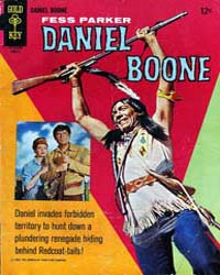 Daniel Boone : Issue 6 Volume Issue 6 by Walt Disney