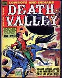 Death Valley : Issue 1 Volume Issue 1 by Comic Media