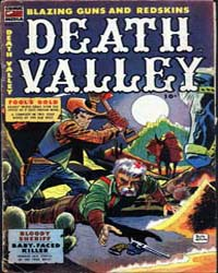 Death Valley : Issue 2 Volume Issue 2 by Comic Media