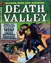 Death Valley : Issue 3 Volume Issue 3 by Comic Media