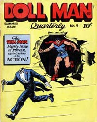 Doll Man Quarterly : Issue 9 Volume Issue 9 by Eisner, Will