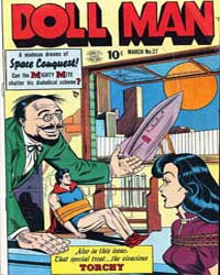 Doll Man Quarterly : Issue 27 Volume Issue 27 by Eisner, Will