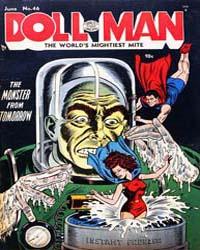 Doll Man Quarterly : Issue 46 Volume Issue 46 by Eisner, Will