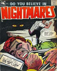 Do You Believe in Nightmares : Issue 2 Volume Issue 2 by St. John Publications