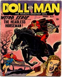 Doll Man Quarterly : Issue 41 Volume Issue 41 by Eisner, Will