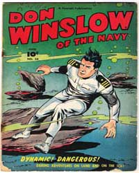 Don Winslow of the Navy : Issue 58 Volume Issue 58 by Fawcett Magazine
