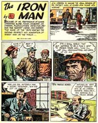 Dick Tracy Monthly : The Iron Man by Ely, Bill