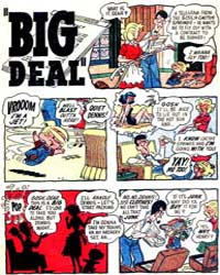 Dennis the Menace : Big Deal : Issue 4 Volume Issue 4 by Toole, Fred and Wiseman, Al