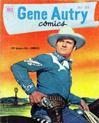 Gene Autry : Issue 53 Volume Issue 53 by Dell Comics