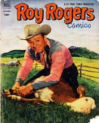 Roy Rogers: Issue 57 Volume Issue 57 by Dell Comics