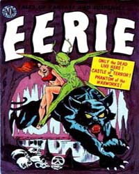 Eerie Comics : Issue 10 Volume Issue 10 by Avon Comics
