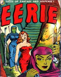 Eerie Comics : Issue 15 Volume Issue 15 by Avon Comics