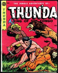 Thun'Da, King of the Congo: Issue 6 Volume Issue 6 by Frazetta, Frank