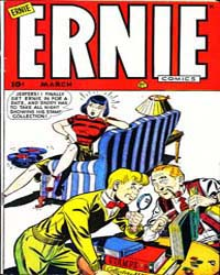 Ernie Comics : Issue 25 Volume Issue 25 by Ace Comics
