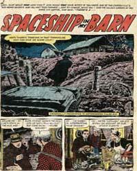 Astonishing : Spaceship in My Barn : Iss... Volume Issue 47 by Everett, Bill