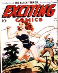 Exciting Comics : Issue 63 Volume Issue 63 by Better/Nedor/Standard/Pines Publications