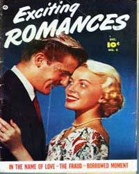 Exciting Romances : Issue 6 Volume Issue 6 by Fawcett Magazine