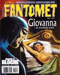 The Phantom: Fantomet Giovanna by Falk, Lee
