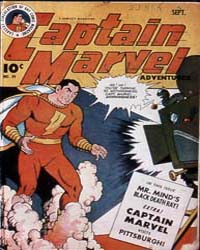 Captain Marvel : Issue 39 Volume Issue 39 by Parker, Bill