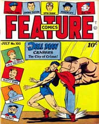 Feature Comics : Issue 100 Volume Issue 100 by Quality Comics
