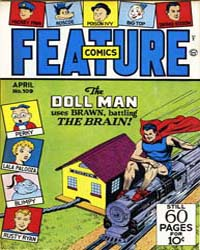 Feature Comics : Issue 109 Volume Issue 109 by Quality Comics