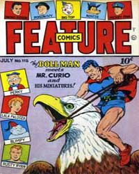 Feature Comics : Issue 112 Volume Issue 112 by Quality Comics