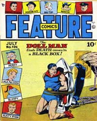 Feature Comics : Issue 124 Volume Issue 124 by Quality Comics