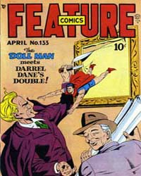 Feature Comics : Issue 133 Volume Issue 133 by Quality Comics