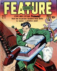 Feature Comics : Issue 143 Volume Issue 143 by Quality Comics