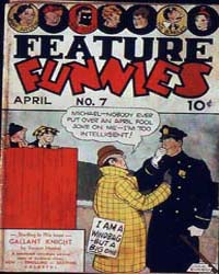 Feature Funnies : Issue 7 Volume Issue 7 by Quality Comics