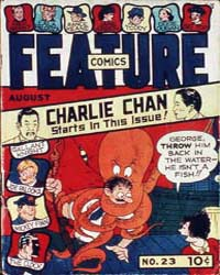 Feature Comics : Issue 23 Volume Issue 23 by Quality Comics