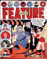 Feature Comics : Issue 67 Volume Issue 67 by Quality Comics