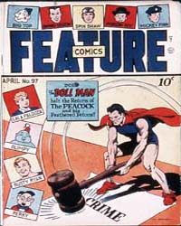 Feature Comics : Issue 97 Volume Issue 97 by Quality Comics
